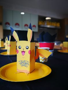 Pikachu, Parties, Fictional Characters, Home, Fiesta Party, Fantasy Characters, Holiday Parties, Holidays Events