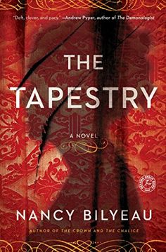 The Tapestry: A Novel (Joanna Stafford series) by Nan you Bilodeau.  Set in Henry viii's  court with Ann of Cleves.