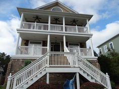 Owner Financing – 4br / 3500sqft 3 Story Intercoastal Home w/ 50′ dock – Myrtle Beach, SC. http://ownerwillcarry.com/2015/03/23/owner-financing-myrtle-beach-sc/
