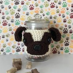 Dog treat cover