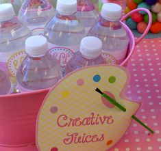 pottery party favor ideas - Google Search