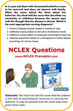 The BEST place to get NCLEX tips for NCLEX Core Measures. Nursing tips for the registered nurse to pass NCLEX. www.nclexpreceptor.com Nursing School Notes, Nursing Schools, Nursing Students, Nursing Questions, Nclex Questions, Nursing Books, Nursing Tips, Nclex Exam, Pharmacology