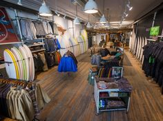 Patagonia Opens Bowery Surf Shop in NYC - Photos • Selectism