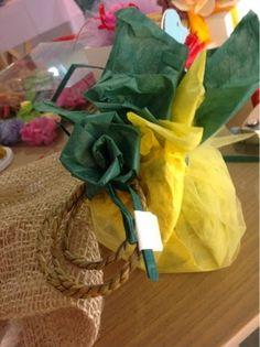 LIBELLULANDO....: Corso confezionamento bomboniere -pack food