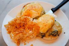 Eggs Sardou at Cheryl's on 12th