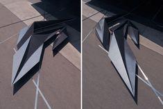 zaha hadid swarovski prima installation vitra fire station designboom