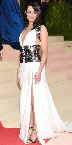 See All the Best Looks from the 2016 Met Gala Red Carpet - Met Gala 2016 - Emma Stone - from InStyle.com