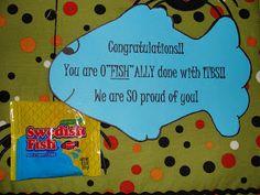 Room Moms Rock: ITBS Testing Snacks