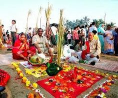Chhath Puja - Worshipping Lord Sun for Blessing life on Earth