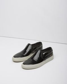 Woman by Common Projects / Slip-On Sneaker #fw14