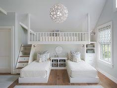 Mayhew Lane Interior - Transitional - Kids - boston - by Sophie Metz Design