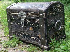 Купить Пиратские сундуки - сундук, эксклюзивный подарок, сундук деревянный, сундук под старину