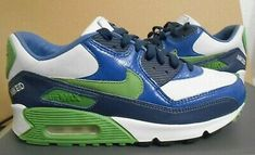 Ebay Recommend Nike Air Max 90 Air Max Day 537384 002 White Colorful Running Shoe TopDeals