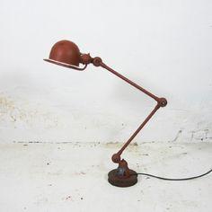 Jielde lamp met 2 armen « Woonhome.nl