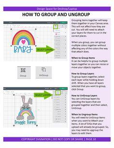 Cricut Design Space Guide