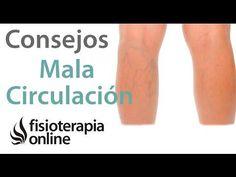 VARICES: Muchas personas sufren de varices, mala circulación y piernas cansadas…