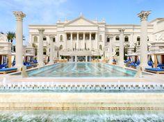 As piscinas mais descoladas de Las Vegas