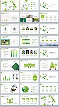 Green Business Dynamic PowerPoint Presentations tem on Behance Slide Presentation, Design Presentation, Business Presentation, Powerpoint Design Templates, Powerpoint Presentations, Flyer Template, Powerpoint Presentation Ideas, Web Design, Slide Design