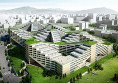 The Great Wall / Yamasaki Ku Hong Associates Design Lab