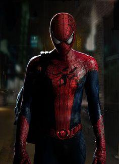 #Spiderman #Fan #Art. (Spider-Man Reboot Suit) By: MoviezAreMyLife. (THE * 5 * STÅR * ÅWARD * OF: * AW YEAH, IT'S MAJOR ÅWESOMENESS!!!™)[THANK Ü 4 PINNING!!!<·><]<©>ÅÅÅ+(OB4E)