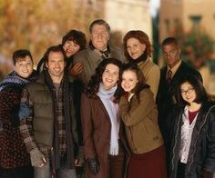 Gilmore Girls - an old but much loved favorite
