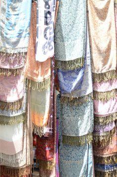 Túnez. País de origen de las Foutas. Seguimos paseando por sus mercados...