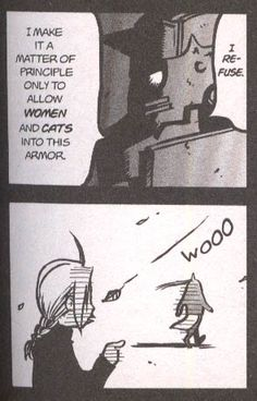 alphonse elric...i love him so much :)