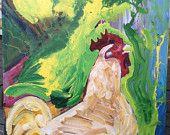 Chicken by Timmy Valentine on Etsy  http://www.etsy.com/shop/thetimmyvalentine Cody Sanantonio