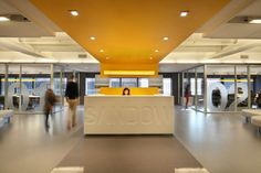 Gensler has designed a new headquarters in New York City for global media company SANDOW.