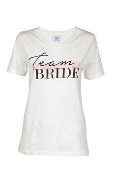 Bridal T-Shirt TEAM BRIDE