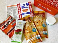 Bulu Box review via A Lady Goes West blog #SweatPink #LoveBulu http://aladygoeswest.com/2015/08/21/friday-favorites-samples-workouts-and-more/