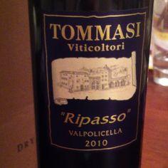 Tommasi Viticoltori Ripasso, Valpolicella Seen at Winefest's Grand Tasting White Wine, Red Wine, Wine Parties, Wine Cheese, Different Recipes, Wine Cellar, Wine Tasting, Whiskey Bottle, Wines