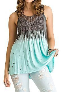 Love the detail on this top, especially the back. One of our most loved tops! rayon, spandex