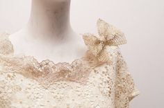 Check out this item in my Etsy shop https://www.etsy.com/uk/listing/269725170/wedding-top-lace-gold-boho-romantic