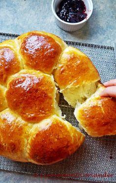 ♥ Rezepte   Brot backen   Bread please Das Beste Brioche nach Thomas Keller - Cinnamon&Coriander