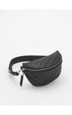 Steppelt zacskó, Táskák, fekete, RESERVED