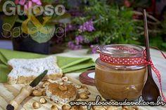 Pasta de Amendoim Diet » Patês e Pastas, Receitas Saudáveis » Guloso e Saudável