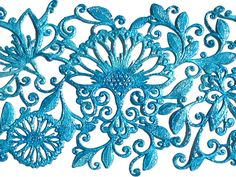 Ready made lace sample using Oo La la- lace design is 'Mystic Thistle' from the Crystal Candy mould range. Crystal Candy, Edible Diamonds, Gum Paste Flowers, Dry Brushing, Sugar Flowers, Lace Design, Food Coloring, All Pictures, Picture Show