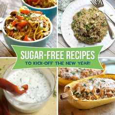 Sugar-Free Recipes for the New Year « Detoxinista