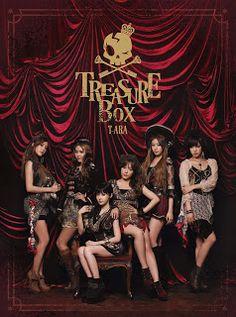 T-ara become pirates in jacket photos for Japanese album 'Treasure Box' ~ Latest K-pop News - K-pop News Rain Kpop, Japanese Singles, Groups Poster, Dream High, Best Kpop, Korean Artist, Treasure Boxes, Pop Idol, Vixx