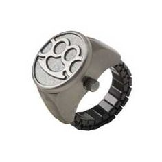 Brass Knuckles Ring Watch | Crranky. Cool. Stuff. Brass Knuckles, Ring Watch, Knuckle Rings, Finger, Silver Rings, Watches, Accessories, Jewelry, Style