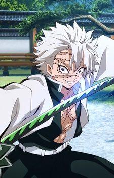 Sanemi Shinazugawa Kimetsu No Yaiba Pictures Myanimelist Net Anime Demon Anime Slayer Anime