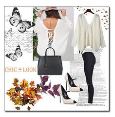 """chiclookcloset 19"" by woman-1979 ❤ liked on Polyvore featuring Casadei, Fendi and Improvements"
