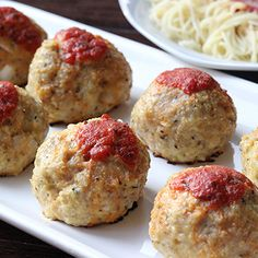 Skinny Chicken Parm Meatballs | Skinny Mom | Where Moms Get The Skinny On Healthy Living