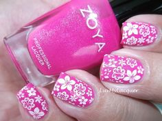 nice LuvMyLacquer: It's Pink Wednesday!