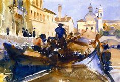 ARTE Y ARTISTAS: John Singer Sargent - parte 12