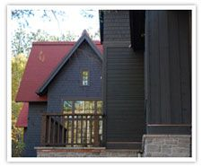 Pin by my design home studio on gentek visualizer for Cape cod siding ideas