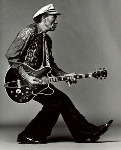 Mr Chuck Berry