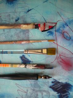some of the tools I use for calligraphy by Cecile Walters. See more at www.letterdance.co.za