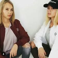 Visit Official Lisa and Lena on SoundCloud Moda Outfits, Cute Outfits, Casual Outfits, Twin Outfits, Best Friend Photos, Best Friend Goals, Lisa And Lena Clothing, Bff, Brynn Rumfallo